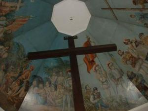 Magellans cross, Cebu,Philippines, tourist attraction